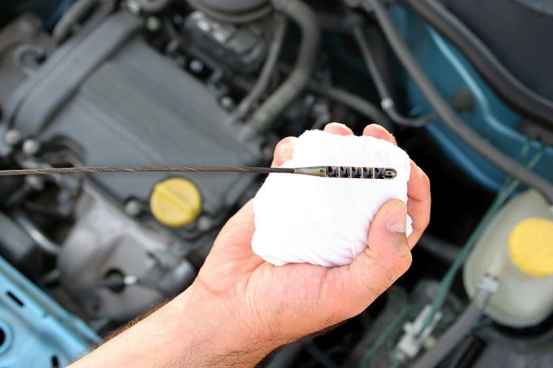 تاثیر روغن موتور در صدای موتور اتومبیل